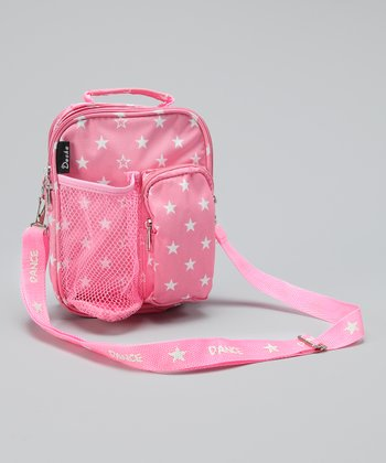 Dasha Designs Pink Star Bag