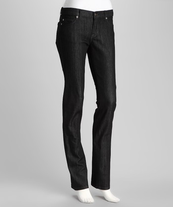 Coal Nikki Straight-Leg Jeans