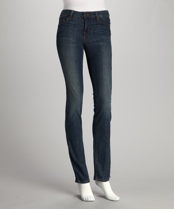The Wanderer Nikki Straight-Leg Jeans