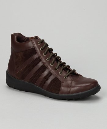 Brown Motion Sneaker