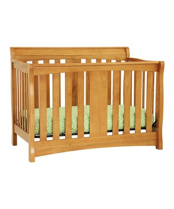 Honey Rowan Convertible Crib & Toddler Rail