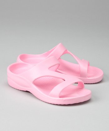 Soft Pink Sandal - Girls