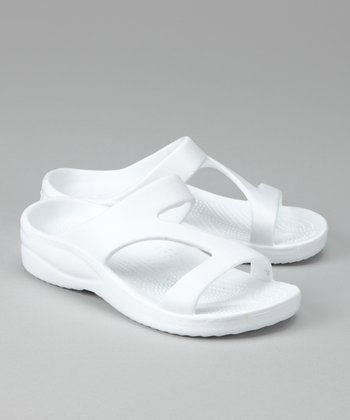 White Sandal - Girls