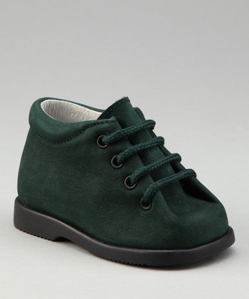 Dark Green Shoe