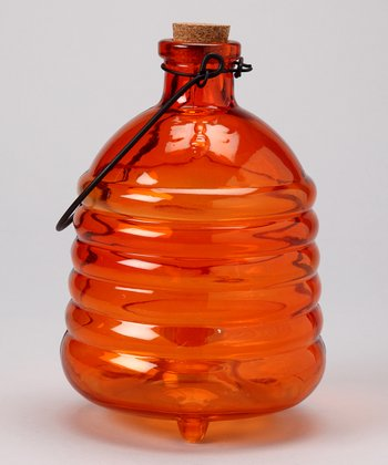 Orange Wasp Catcher