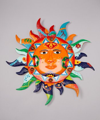 Large Sun Wall Art