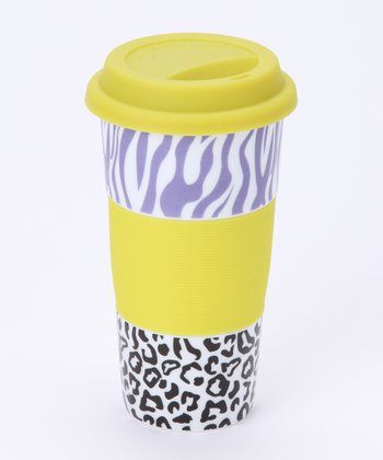 Green 13-Oz. Travel Mug
