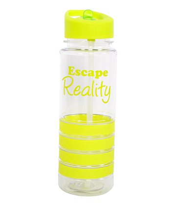 'Escape Reality' Sport 22-Oz. Water Bottle