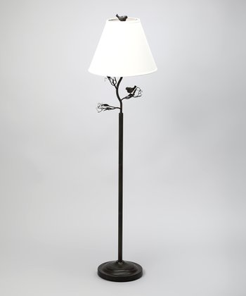 Bird & Berry Floor Lamp