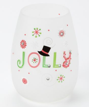 'Jolly' Stemless Wineglass