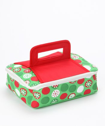 Green Square Food Carrier