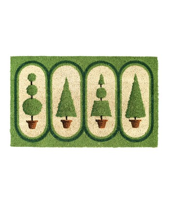 Topiaries Doormat
