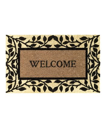 Garden Gate 'Welcome' Doormat