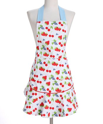Berry Sweet Apron
