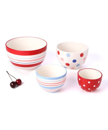 Berry Sweet Prep Bowl Set