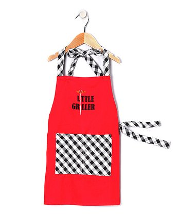 'Little Griller' Apron - Women