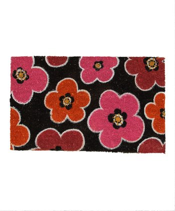 Big Bloom Doormat