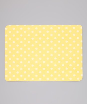 Citrus Dots Drying Mat