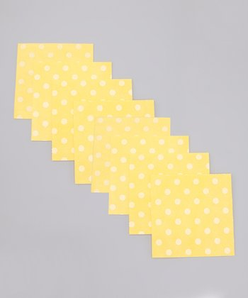 Citrus Cleaning Cloth - Set of Eight
