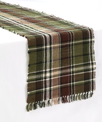 Pine Tree Table Runner