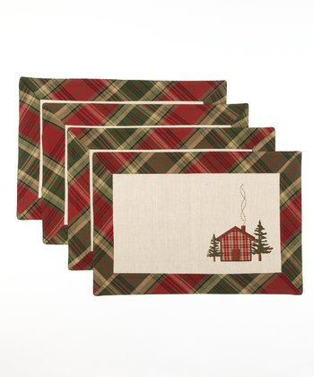 Great Outdoors Place Mat - Set of Four