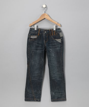Celeste Palido Jeans - Toddler & Boys