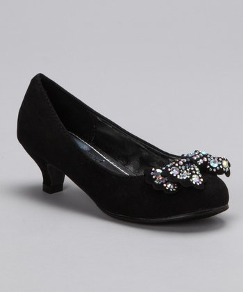 Black Candy 1 Kitten Heel