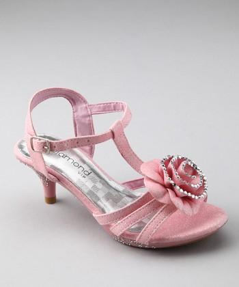 Pretty as a Princess: Girls' Shoes