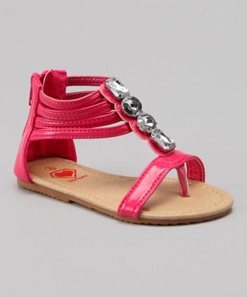 Fuchsia Katie 288 Sandal