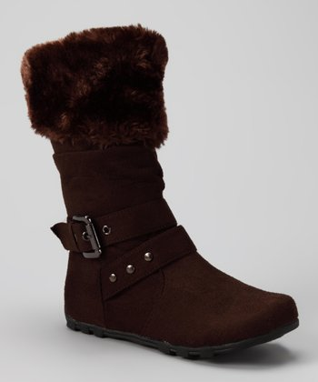 Brown Love-8 Boot