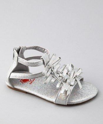 Silver Lydia 11 Sandal