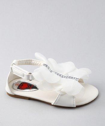 White Lydia 66 Sandal