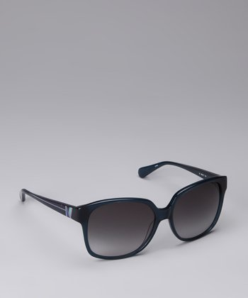 Sea Blue Sunglasses