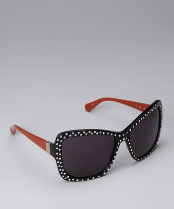 Black Georgia Sunglasses