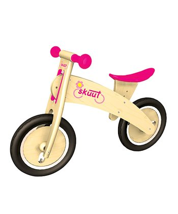 Pink Skuut Balance Bicycle