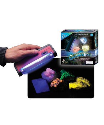 Glow Rocks Science Kit