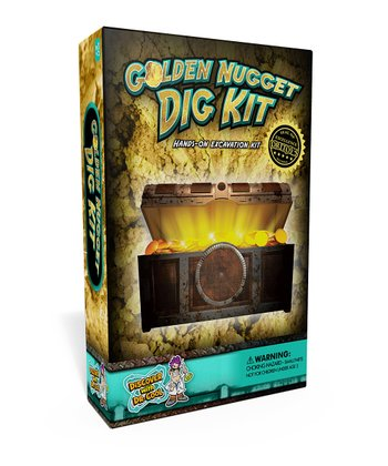 Golden Nugget Excavation Kit