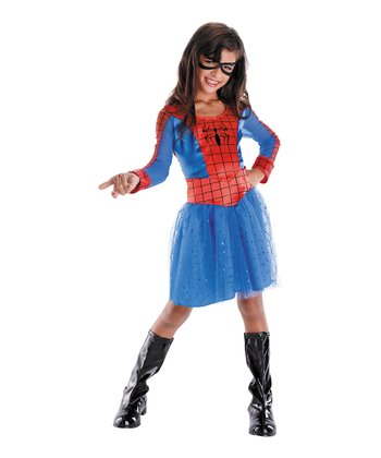 Spider-Girl Classic Dress-Up Set - Toddler & Girls