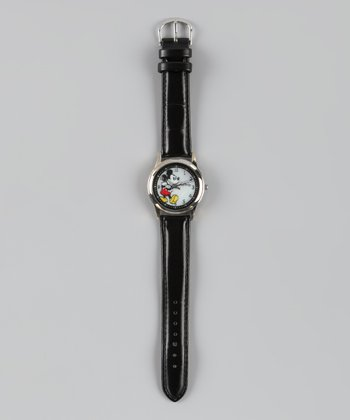 Black & White Vintage Red Mickey Watch