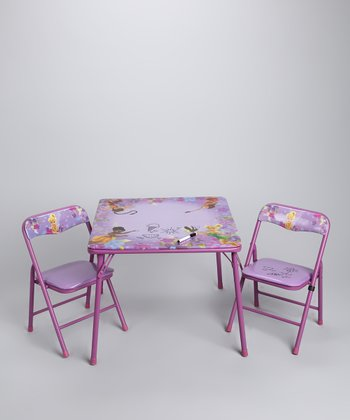 Fairies Activity Table Set