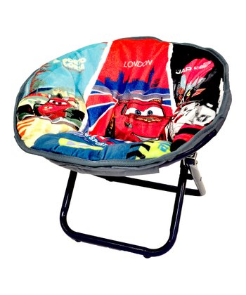 Cars 2 Saucer Chair