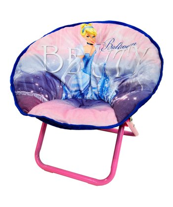 Cinderella Saucer Chair