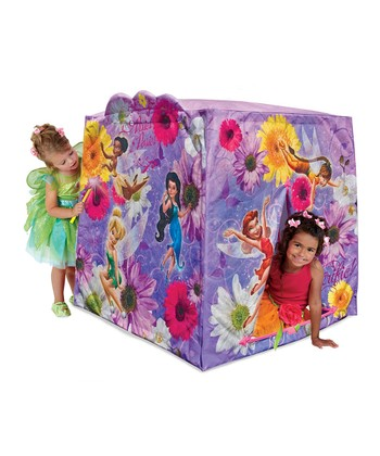 Floral Fairies Hide 'N' Play Tent