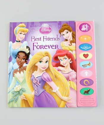 Princess Best Friends Forever Songbook Hardcover