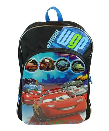 Cars World Grand Prix Backpack