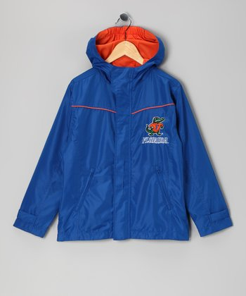 Division 1 Blue Florida Gators Jacket - Kids