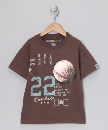 Cocoa Baseball Field Tee - Toddler & Boys