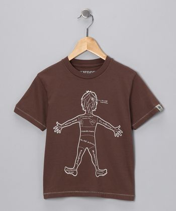 Cocoa What Boys Are Made Of Tee - Infant, Toddler & Boys