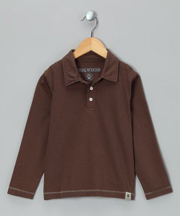 Cocoa Polo - Infant, Toddler & Boys