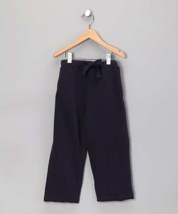 Navy College Sweatpants - Infant, Toddler & Boys